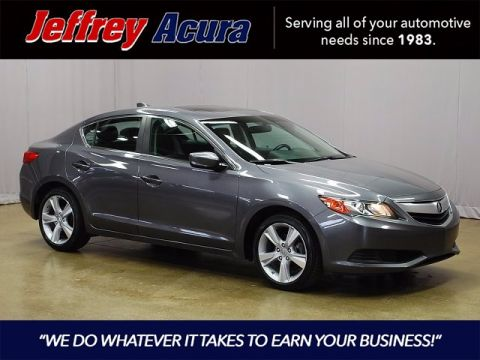 Certified Pre-Owned 2015 Acura ILX 2.0L FWD 4D Sedan