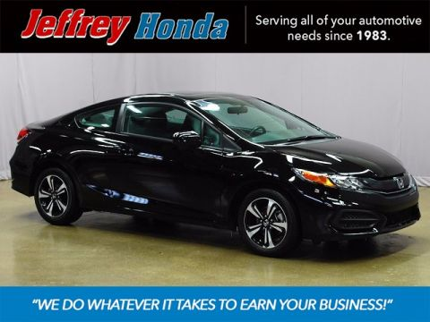 Certified Pre-Owned 2015 Honda Civic EX FWD 2D Coupe