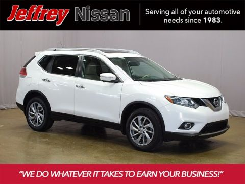 Certified Pre-Owned 2014 Nissan Rogue SL AWD