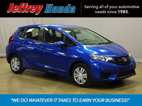 New 2017 Honda Fit LX FWD 4D Hatchback