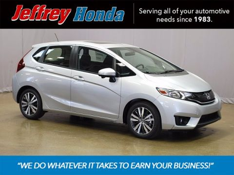 New 2016 Honda Fit EX FWD 4D Hatchback