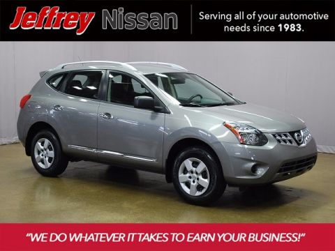 Certified Pre-Owned 2014 Nissan Rogue Select S AWD