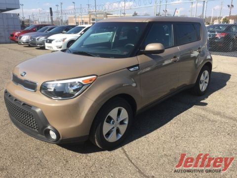 Certified Pre-Owned 2015 Kia Soul Base FWD 4D Hatchback