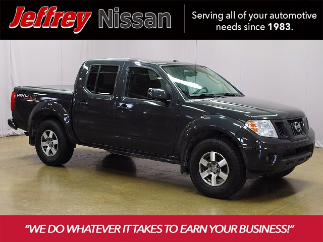 Pre-Owned 2010 Nissan Frontier PRO